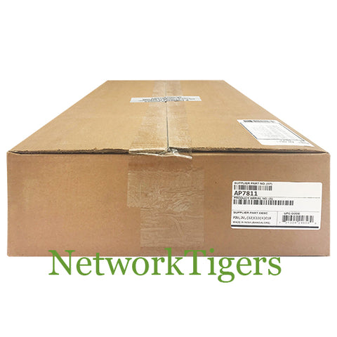 NEW APC AP7811 Metered 12x IEC 320 C13 4x C20 30A 208V 2U Rack Mounted PDU