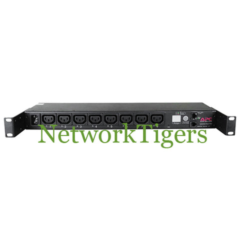 APC AP7920 10A 208/230V 8-Outlet Switched Rack PDU
