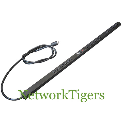 APC AP7990 Switched 24x NEMA 5-20R 20A 0U 120V Rack Mounted PDU - NetworkTigers