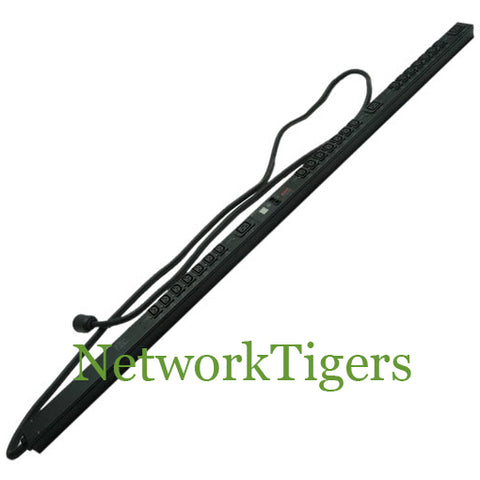 APC AP7991 Switched 3 Phase 21x IEC 320 C13 3x C19 20A 208V Rack Mounted PDU - NetworkTigers