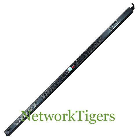 APC AP8661 Switched 21x C13 3x C19 20A 208V ZeroU Rack Mounted PDU
