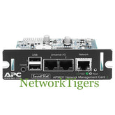 APC AP9631 2 x Environmental Monitoring 1 x RJ45 10/100 UPS Management Card