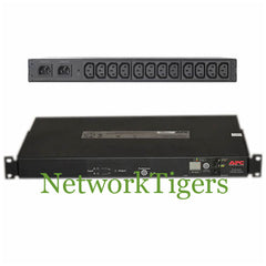 APC AP7721 AP 7721 Rack Mountable Automatic Transfer Switch - NetworkTigers