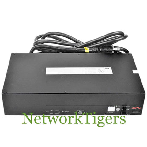 APC AP7732 AP 7732 /208V 30A Rack Mountable Automatic Transfer Switch