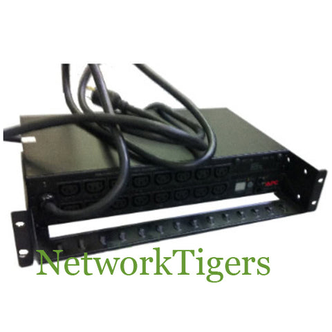 APC AP7911A Switched 16x IEC 60320 C13 Rack Mount 208V 30A PDU - NetworkTigers