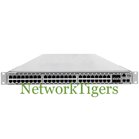 Arista DCS-7048T-4S-F 7000 Series 48-Port Gigabit 4-Port SFP+ Switch
