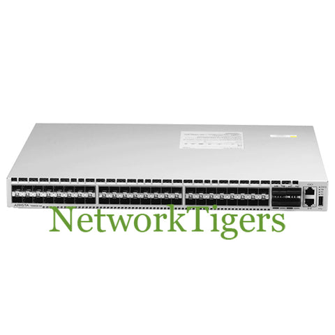 Arista DCS-7050SX-64-F 8x SFP+ 4x QSFP+ Front-to-Rear Dual AC Switch