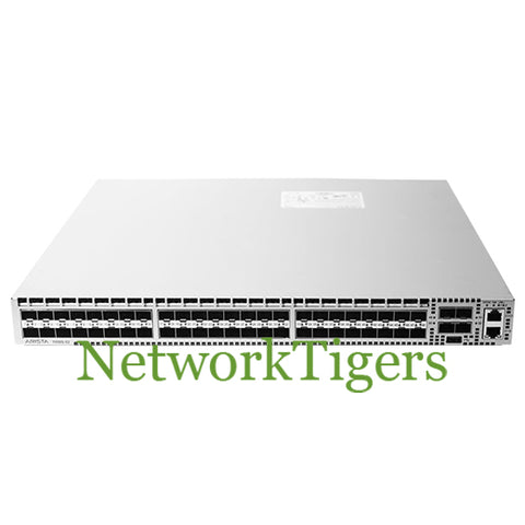 Arista DCS-7050T-52-R 7050 Series 48 x RJ45 1/10GBASE-T 4xSFP+ Switch