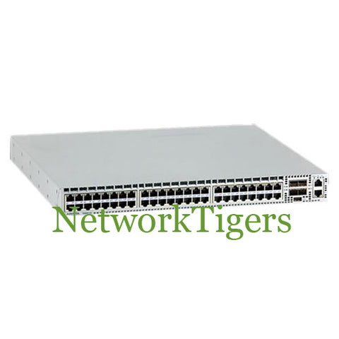 Arista DCS-7050T-52-F 48x1/10GbE & 4x10GbE SFP+ Data Center Switch