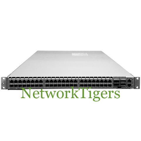 Arista DCS-7050T-64-F 7050 Series 48-Port 10GE 4-Port QSFP+ Front-to-Rear Switch