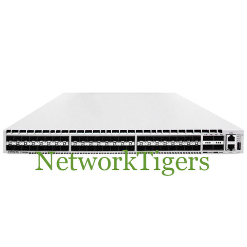 Arista DCS-7150S-64-CL-R 7150 48-Port SFP+ 4-Port QSFP+ Rear-to-Front Switch