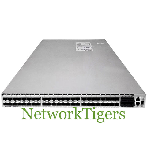 Arista DCS-7280SE-64-F 48x SFP+ 4x 40GbE QSFP+ Front-to-Rear Airflow Switch