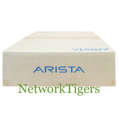 NEW Arista HPE DCS-7260QX-64-R JH802A 64x 40G QSFP+ 2x 10G SFP+ R-F Air Switch