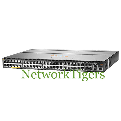 Aruba S2500-48P-US 48x Gigabit Ethernet PoE+ 4x 10G SFP+ Switch