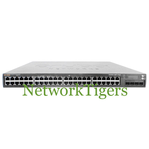 Aruba S2500-48P-US S1500 Mobility Access 48-Port Gigabit PoE+ 4-Port SFP+ Switch