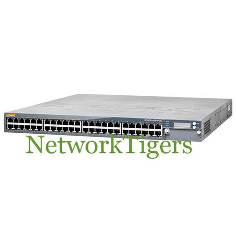 Aruba S3500-48P 48-Port Gigabit PoE+ Mobility Access Switch