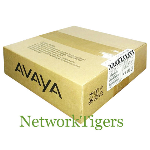 NEW Avaya 5520-48T-PWR 5500 Series 48x Gigabit Ethernet PoE 4x mini-GBIC Switch