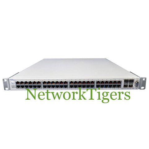Avaya 5520-48T-PWR 5500 Series 48x Gigabit Ethernet PoE 4x mini-GBIC Switch