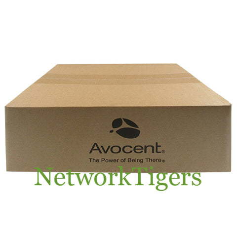 NEW Avocent Cyclades ACS32-DAC 1U 32-Port Advanced Console Terminal Server