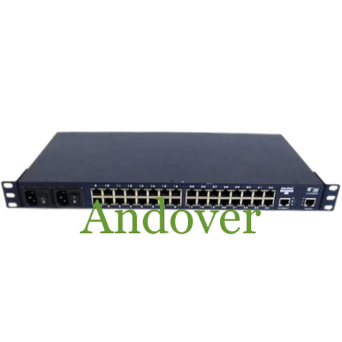 Avocent Cyclades ACS32-DAC 1U 32-Port Advanced Console Terminal Server - NetworkTigers