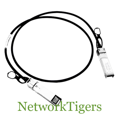 Brocade 10G-SFPP-TWX-0101 10 GbE SFP+ Direct-Attached 1m Copper Cable