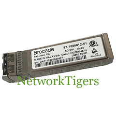 Brocade 57-1000012-01 8 Gigabit Fibre Channel SFP+ Transceiver