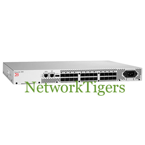 Brocade BR-360-0008 300 Series 24x 8G SAN Fibre Channel (24x Active) Switch - NetworkTigers