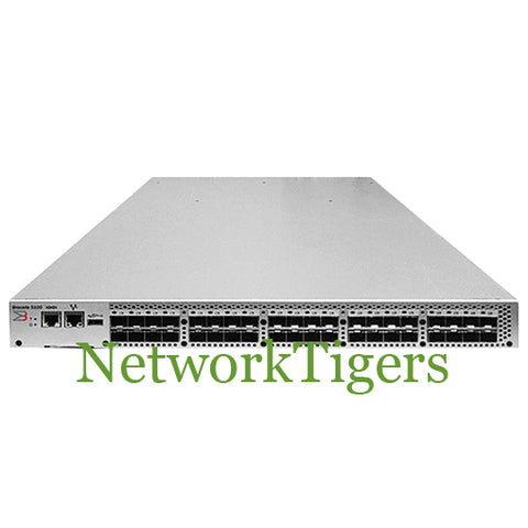Brocade BR-5140-0008 5100 40-Port SFP Active 8Gb Fibre Channel Switch
