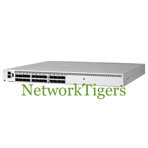 Brocade BR-6505-12-0R 6505 Series 24x 16 Gbps 12 Active Ports FC Switch