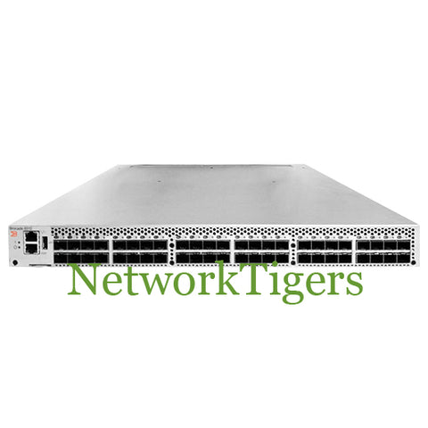 Brocade BR-6510-24-8G-R 6510 Series 24x 10 Gigabit Ethernet SFP+ Switch