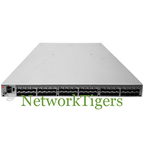 Brocade BR-6510-48-16G-R 6510 Series 48x 16G Fibre Channel SFP+ Switch