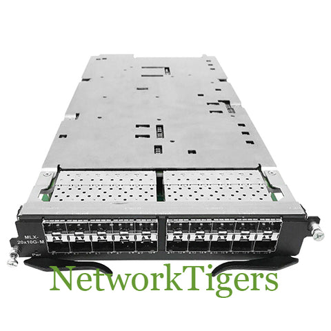 Brocade BR-MLX-10GX20-M MLXe Enterprise 20-port 10 GbE Router Module