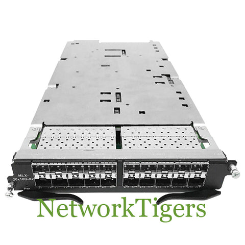 Brocade BR-MLX-10GX20-X2 MLXe Enterprise 20-port 10 GbE Router Module