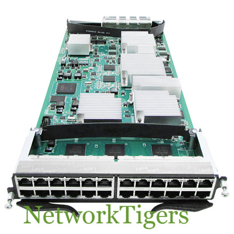 Brocade BR-MLX-1GCX24-X-ML Module 24x 1Gb Copper Port Interface for MLX/MLXE Rou