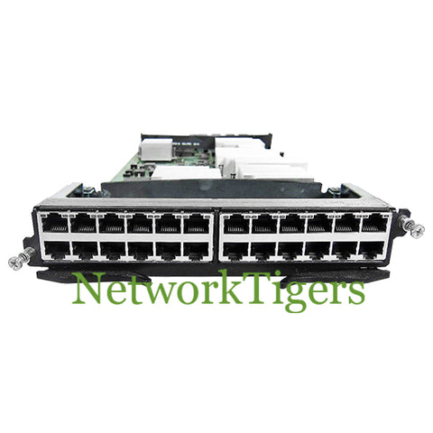 Brocade BR-MLX-1GCX24-X MLXe Enterprise 24-port 10/100/1000 Copper Router Module