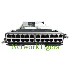 Brocade BR-MLX-1GCX24-X MLXe Enterprise 24-port 10/100/1000 Copper Router Module - NetworkTigers