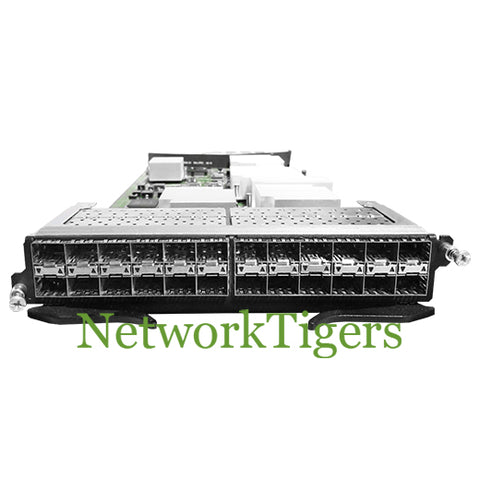 Brocade BR-MLX-1GFX24-X-ML MLXe Enterprise 24x Gigabit SFP Switch Module