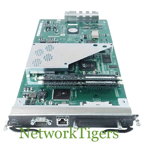 Brocade BR-MLX-MR2-M MLX Series 1x Gigabit RJ-45 System Management Switch Module - NetworkTigers
