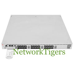 Brocade BR-VDX6720-16-R VDX 6720 Series 16x 10G SFP+ Port Side Exhaust Switch - NetworkTigers
