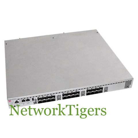 Brocade BR-VDX6720-24-R 24x 10 Gigabit Ethernet SFP+ Rear Airflow Switch
