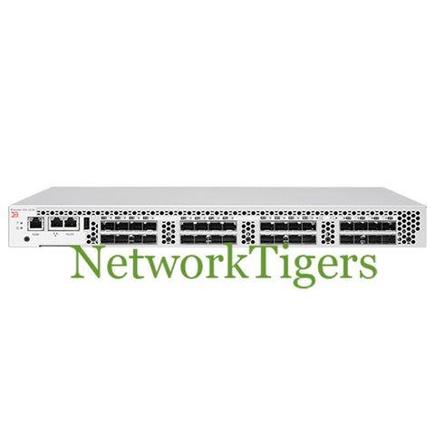 Brocade BR-VDX6730-32-F 24x 10G SFP+ 8G Fibre Channel Port Switch