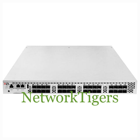 Brocade BR-VDX6730-24-R 24x 10 Gigabit Ethernet SFP+ Port Side Exhaust Switch