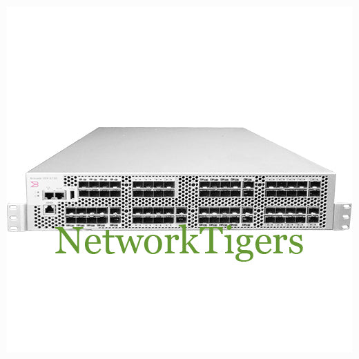 Brocade BR-VDX6730-60-R VDX Series 60x 10GE SFP+ Port Side Exhaust Switch - NetworkTigers