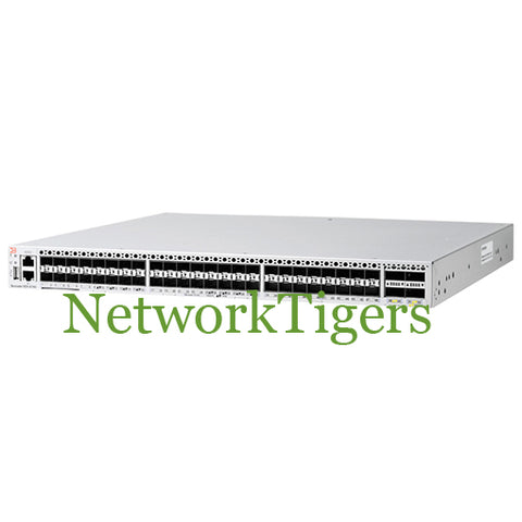 Brocade BR-VDX6740-24-F VDX 6740 24-Port SFP+ Non-Port-Side Exhaust Switch - NetworkTigers