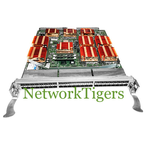 Brocade BR-VDX8770-48X1G-SFP-1 VDX 8770 Series 48x Gigabit SFP Switch Module - NetworkTigers
