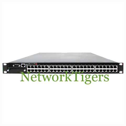Brocade FCX648-I FCX Series 48x Gigabit Ethernet Back to Front Airflow Switch