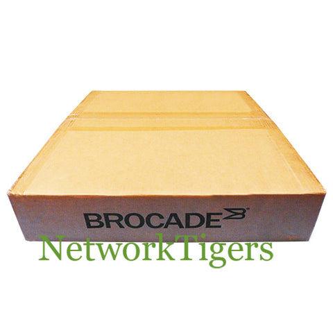 NEW Brocade FESX624HF-PREM FastIron 24x Gigabit SFP 4x Combo Copper/Fiber Switch