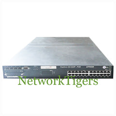 Brocade FGS624P-EPREM FastIron GS 20x Gigabit Ethernet PoE 4x 1G Combo Switch
