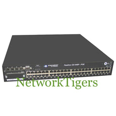 Brocade FGS648P-POE FastIron GS Series 48x Gigabit Ethernet PoE 4x 1G SFP Switch - NetworkTigers