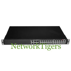 Brocade ICX6430-24P ICX Series 24x Gigabit Ethernet PoE+ 4× 1G SFP Switch - NetworkTigers